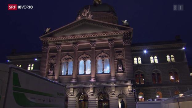 Video «Die Nacht der langen Messer – unterwegs in Bern» abspielen