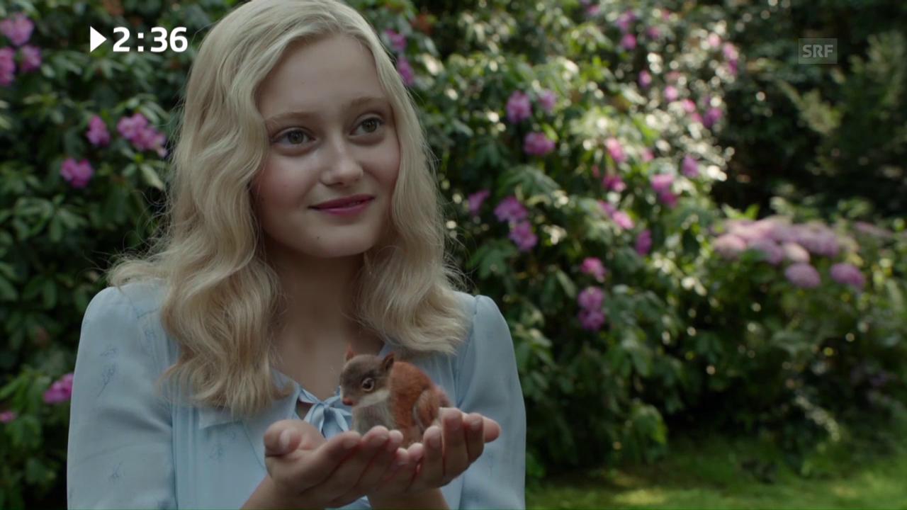 Im Kino: «Miss Peregrine's Home for Peculiar Children»