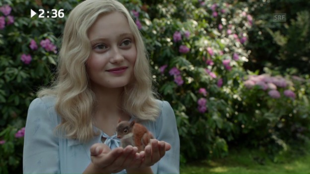 Video «Im Kino: «Miss Peregrine's Home for Peculiar Children»» abspielen