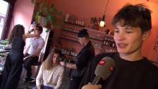 Video «Drei Schweizer Nachwuchsmodels auf dem Weg nach oben» abspielen