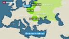 Video «Vermittlungsbemühungen der Nato» abspielen