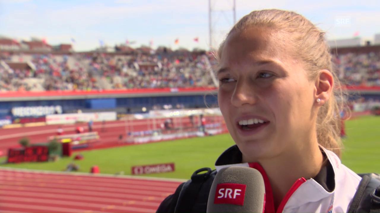 Interview mit Angelica Moser