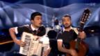 Video «Griechenland - Koza Mostra mit «Alcohol Is Free»» abspielen