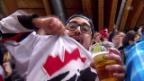 Video «Team Canada - Mountfield: Die Tore» abspielen