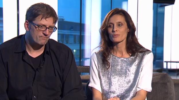 Video «Lucie Schenkel über das letzte Album von Martin Schenkel» abspielen