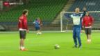 Video «Fussball: EM-Quali, Vorschau auf Slowenien - Schweiz» abspielen
