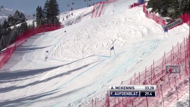 Ski: Fahrt Fränzi Aufdenblatten («sportlive»)