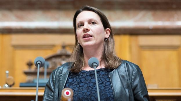 Chantal Galladé verspricht ein offenes Ohr