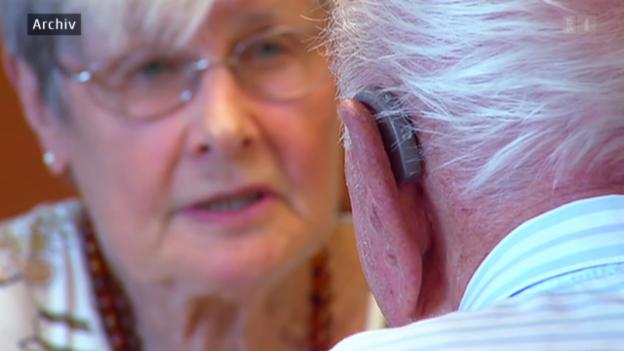 Video «Schlecht hören macht einsam» abspielen