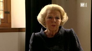 Holländische Königsfamilie bestürzt
