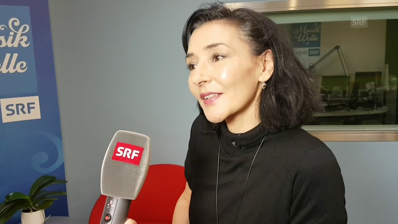 «Hallo SRF!»-Publikumsmitarbeiterin Angela D'Amico