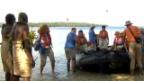 Video «Anlandung auf Nendö» abspielen