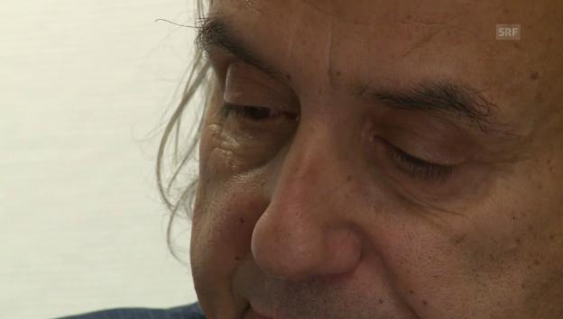 Video «Friedrich Ani über seinen ersten Satz» abspielen