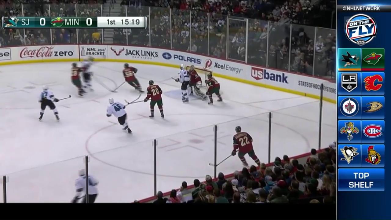 NHL: Niederreiter darf dank Schützenhilfe von Josi jubeln
