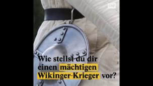Video «Die Wikinger-Kriegerin sorgt in der Archäologie-Welt für Aufsehen» abspielen