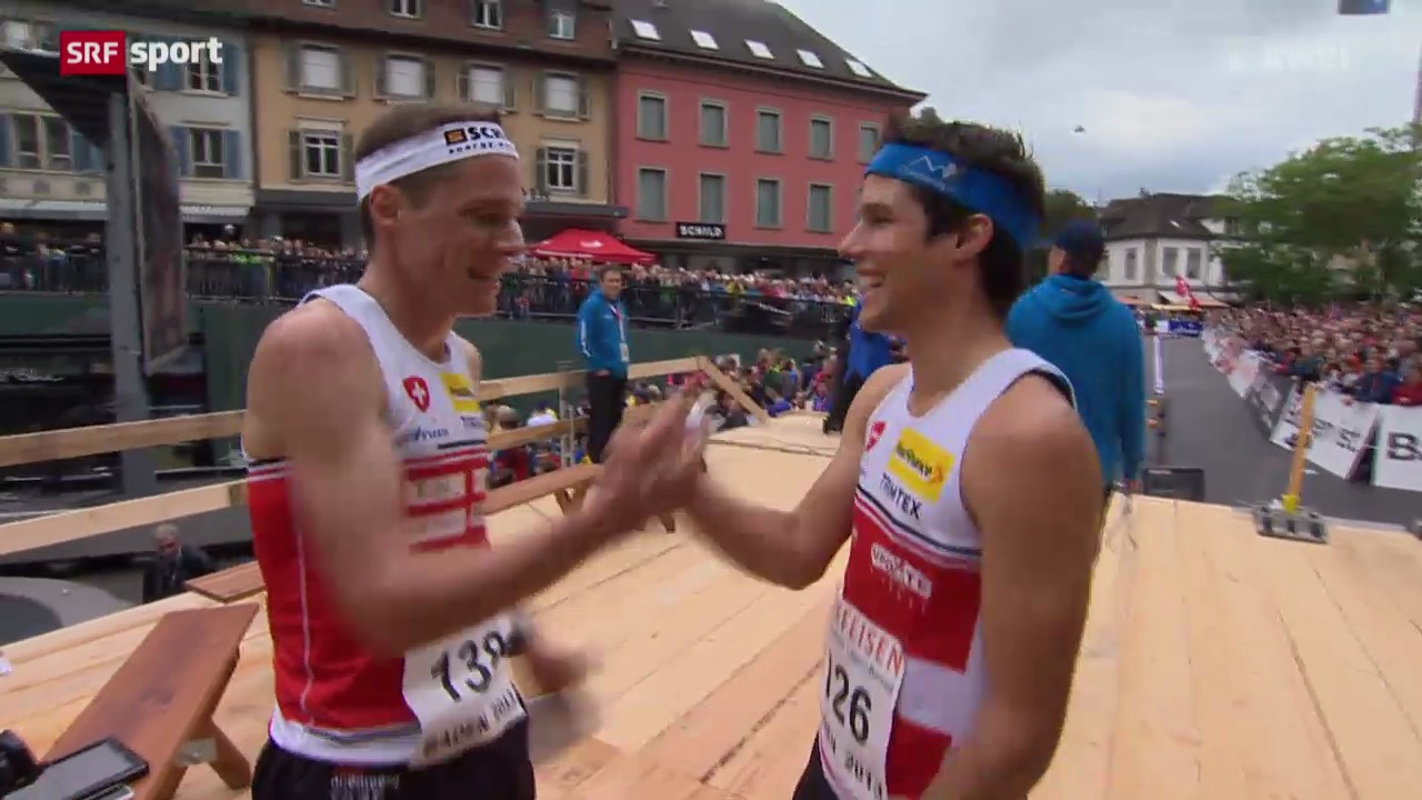 OL: Sprint Männer