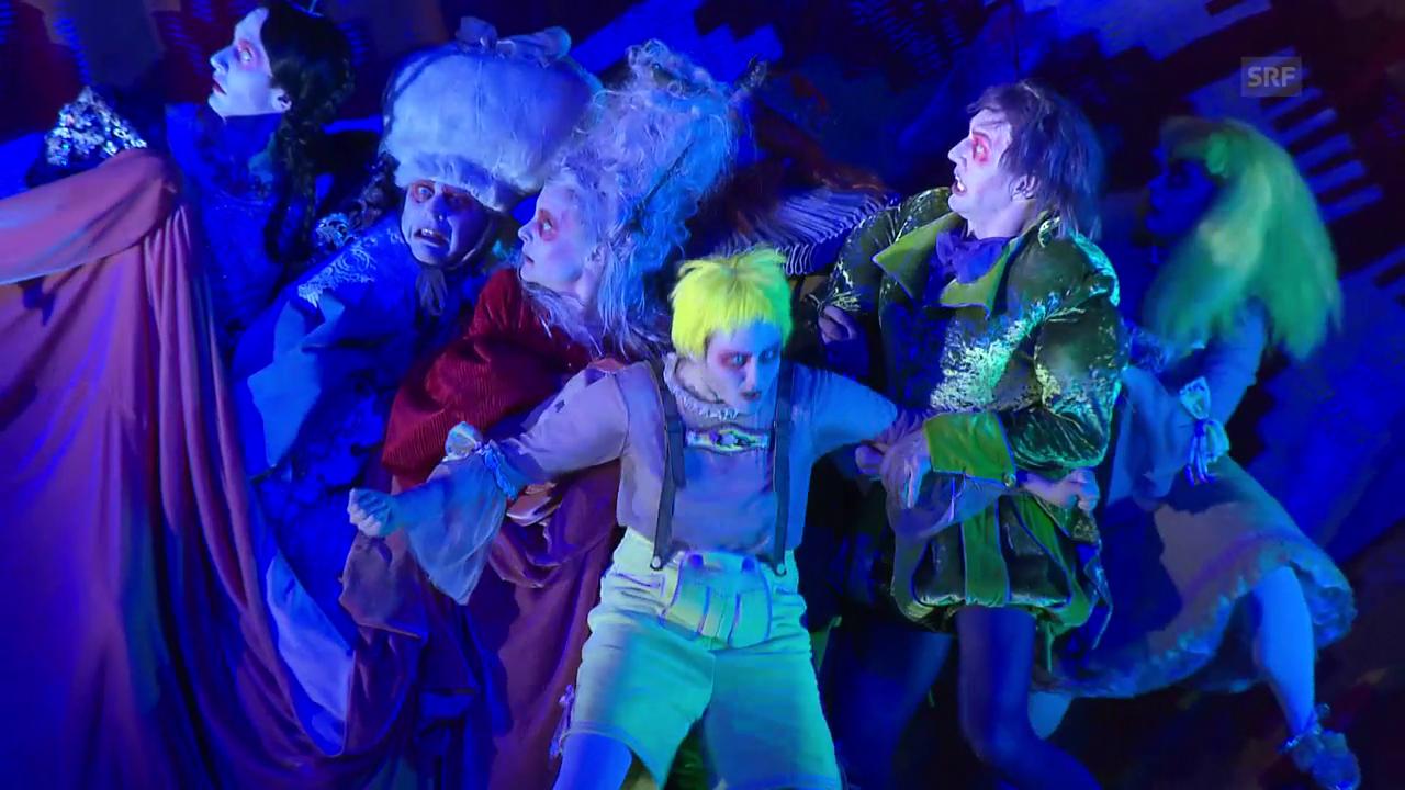 Ein grimmiges Märchenspektakel