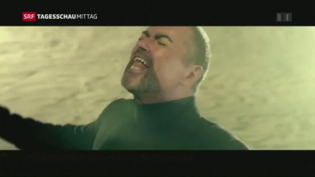 Video «George Michael ist tot» abspielen