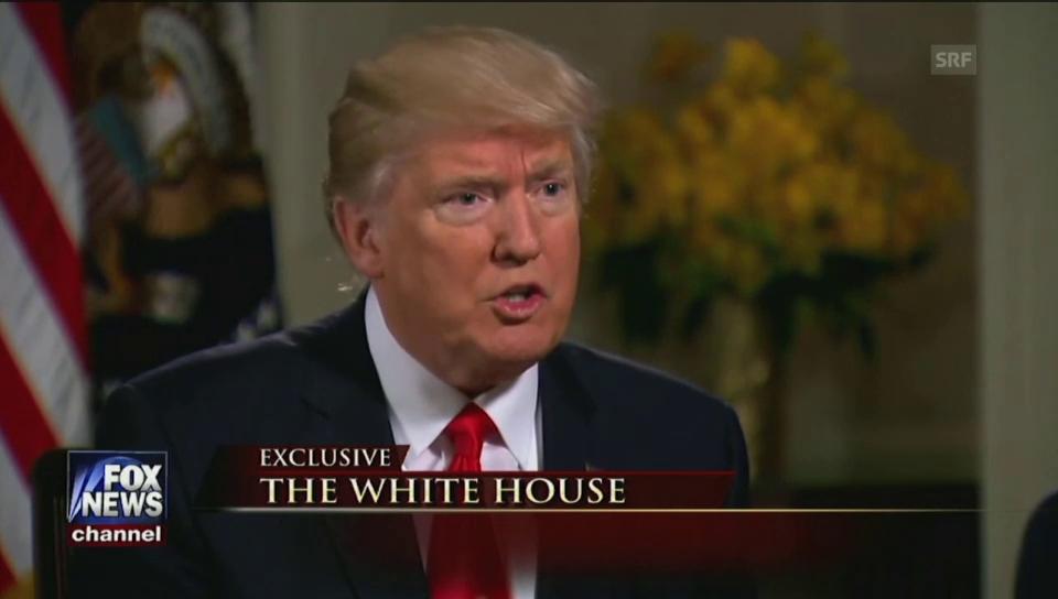 Trump: «Es gibt eine Menge Mörder»