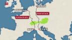 Video «FOKUS: Gotthard bekommt schon bald Konkurrenz» abspielen