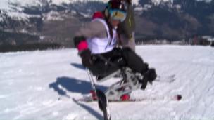 Video ««myStory» – Sport ist mein Leben (3/4)» abspielen