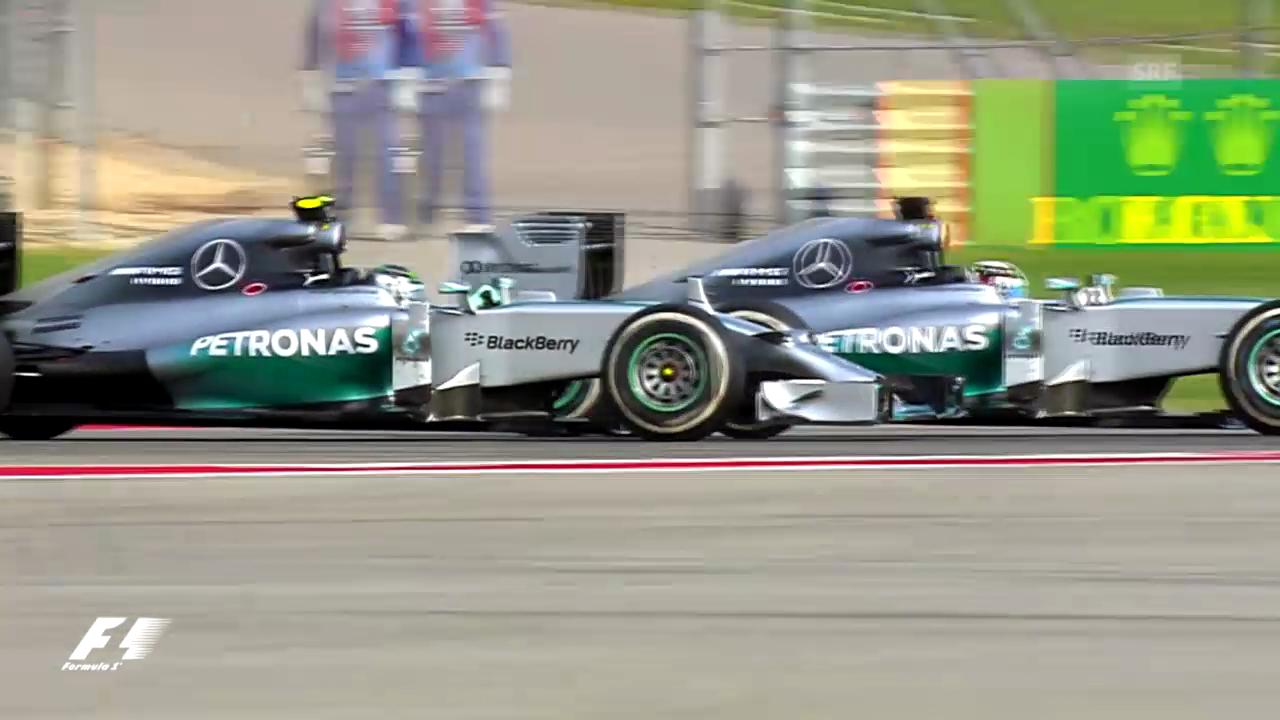 F1: Das finale Duell zwischen Hamilton und Rosberg