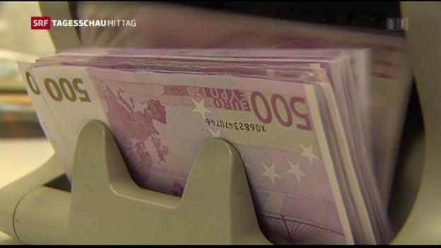 Video «Das Sorgenkind Euro» abspielen
