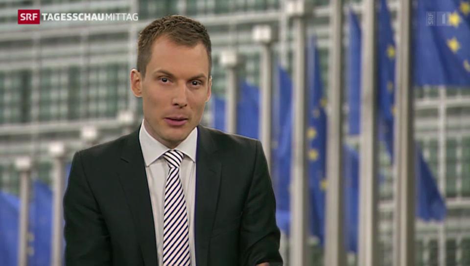 SRF-Korrespondent Jonas Projer zu den Strafen im Libor-Skandal