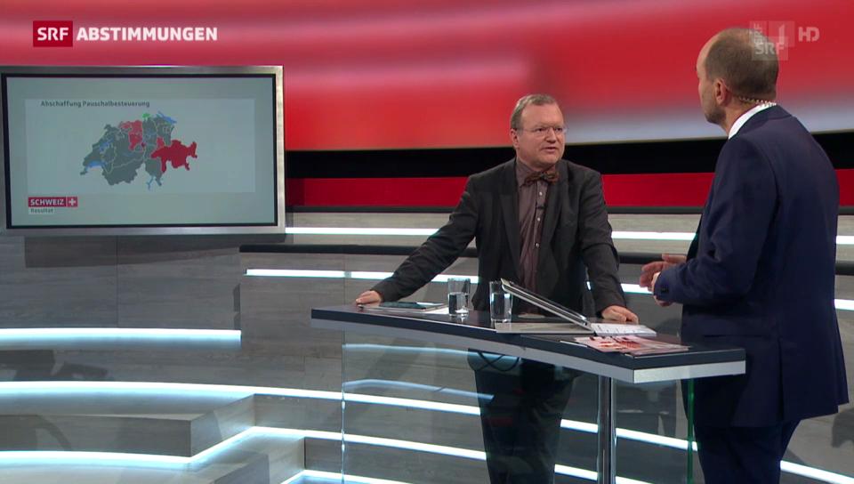 Longchamp: «Kein Links-rechts-Schema»
