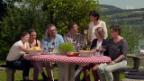 Video «Gesprächsrunde und Einspieler Willi's Wyberkapelle» abspielen