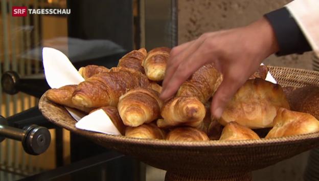 Video «Schweizer Brot wieder teurer» abspielen