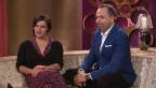 Video «Studiogäste: Anet Corti und Michel Gammenthaler» abspielen