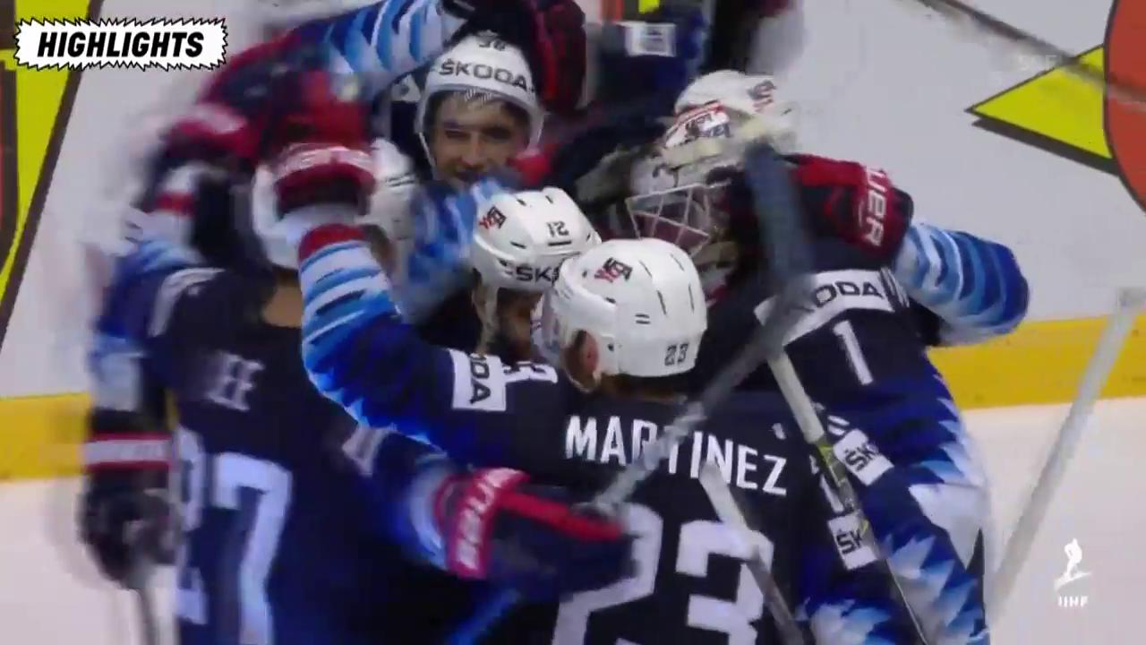 USA ringen Kanada nieder