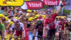 Video «Rad: Tour de France, 15. Etappe» abspielen