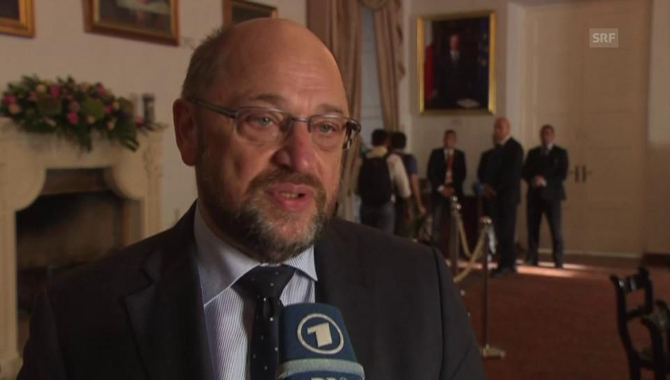 Martin Schulz: «Schmidt hat die Bundesrepublik geprägt»