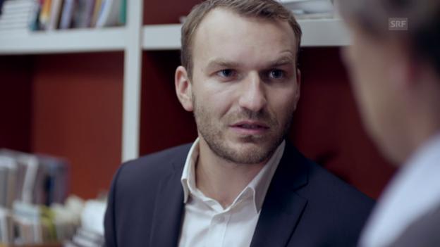 Video «Kurzfilm: «Unerhört»» abspielen