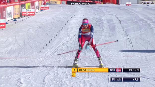 Video «Tour de Ski: Die Zusammenfassung nach Etappe 6» abspielen