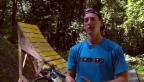Video «Jonas Turin: Der Moutainbike-Newcomer will hoch hinaus» abspielen
