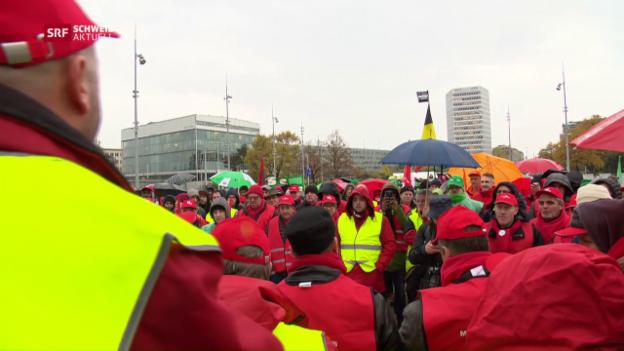 Video «Schweiz aktuell vom 18.11.2016» abspielen