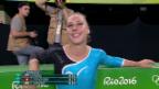 Video «Steingruber holt die Bronzemedaille» abspielen