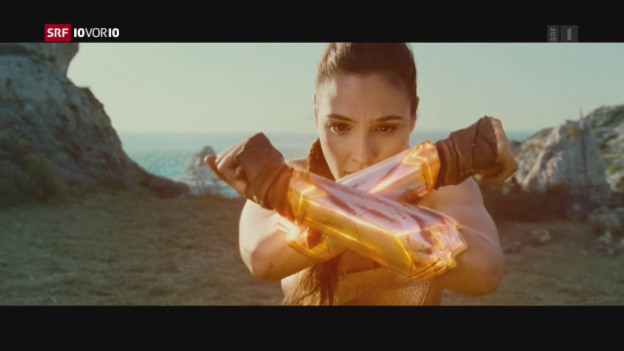 Video «Die Superheldin «Wonder Woman»» abspielen