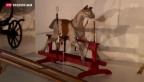 Video «Royales Spielzeug im Buckingham Palast» abspielen