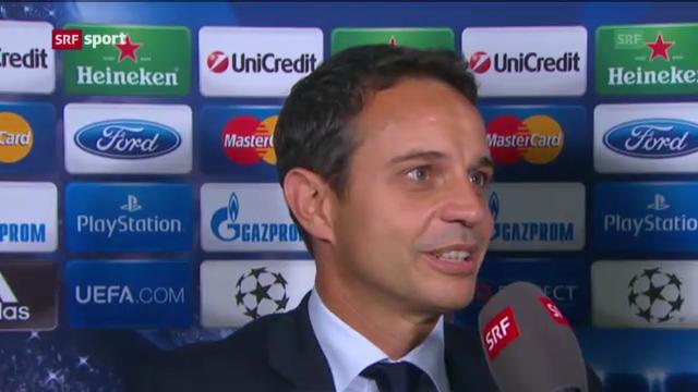 Basel gegen Chelsea, Schalke und Steaua