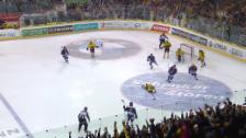 Video «Der SCB sichert sich im 5. Spiel den Finaleinzug» abspielen