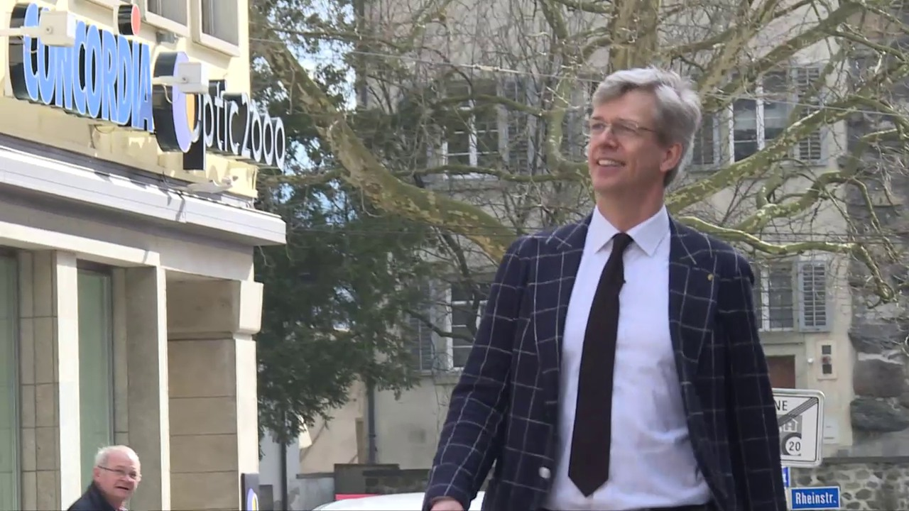 Anders Stokholm - mit Leidenschaft für seine Stadt