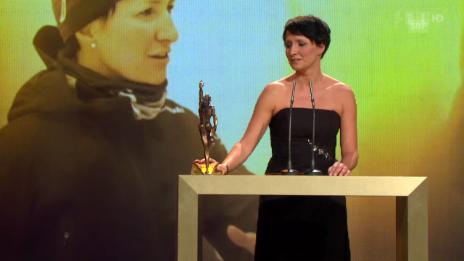 Video «Sports Awards: Guri Hetland wird «Trainerin des Jahres»» abspielen