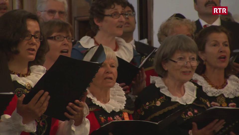 La Festa da chant a Trun 2012