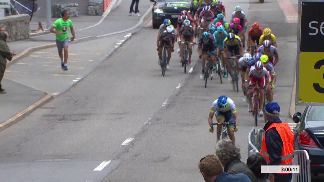 Rad: Tour de Suisse 2015, 3. Etappe, Sieger Peter Sagan
