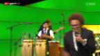 Video «Marc Sway performed einen brasilianischen Popsong» abspielen