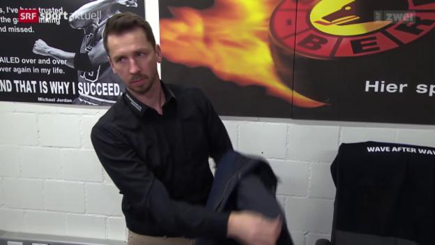 Video «Trainer-Entscheid beim SCB gefallen» abspielen